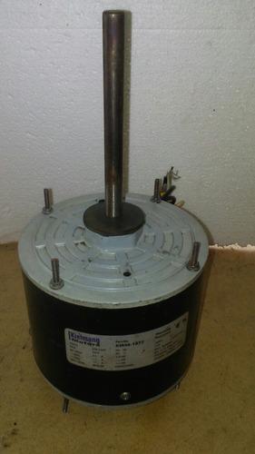 Motor Ventilador 1/3 Hp Kielmann Usado