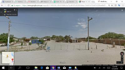 Terreno Ubicado En Zona Campestre Y Privilegiada De Piura.