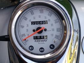 Chopper Keeway Speed Cruiser 250 Barata Urgente Zanella