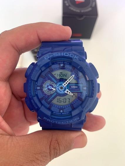 Relógio G-shock Ga-110bc-2adr Original