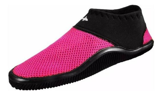Zapato Acuatico Para Niña Modelo Tekk Escualo Varios Colores