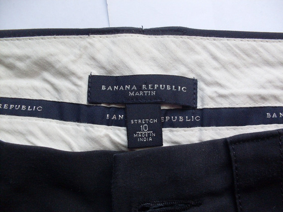 Pantalon Para Vestir Banana Republic/dkny