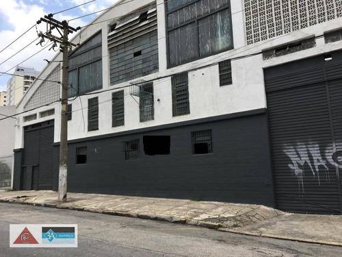 Galpão, 970 M² - Venda Por R$ 3.850.000,00 Ou Aluguel Por R$ 18.000,00/mês - Tatuapé - São Paulo/sp - Ga0314