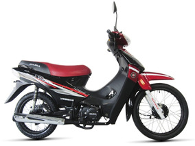 Moto Gilera Smash 110 Base 2018 Eccomotor