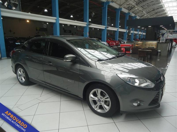 Ford Focus Sedan S 2.0 4p Flex Automatico