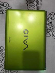 Notebook Sony Vaio Com Problemas, Core I3