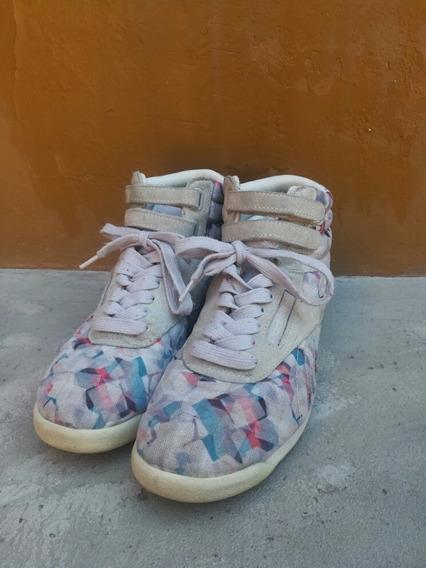 Zapatillas Reebok Blancas Talle 38,5