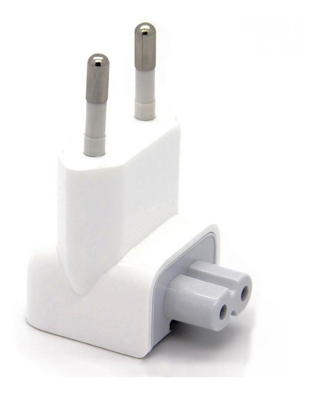 10 - Plug Tomada Adaptador P/ Mac Apple Macbook Pro Nacional