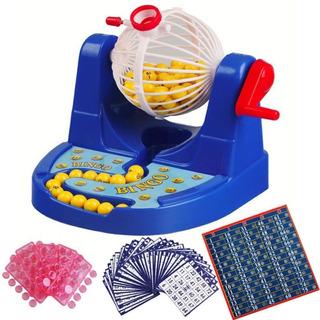 Bingo Deluxe Lotto 90 Bolitas
