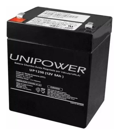 Bateria Selada 12v 5ah Unipower
