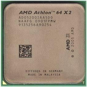 Processador Am2 Amd Athlon 64 X2 5200b - Ado520biaa5do