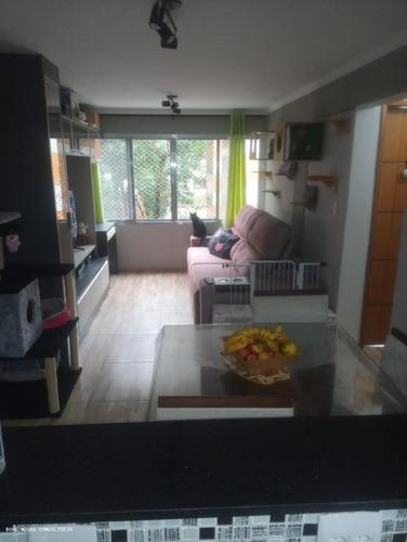 Imagem 1 de 8 de Apartamento Para Venda Em São Paulo, Jacanã, 2 Dormitórios, 1 Banheiro, 1 Vaga - 1010_1-1498978