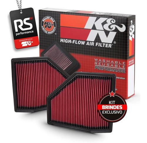 Filtro De Ar Esportivo K&n Inbox Bmw M5 M8 Gran Coupe 4.4 V8