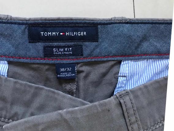 Pantalon De Vestir Tommy Hilfiger