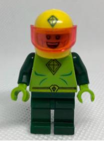 Lego Boneco Similar Homem Pipa Kite Man Batman