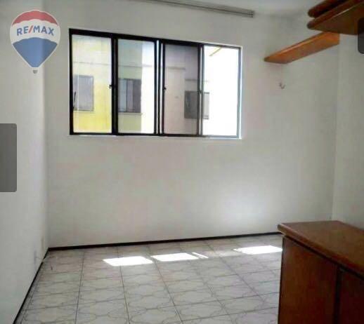 Apartamento À Venda Com 46 M² - Messejana - Fortaleza/ce - Ap0316