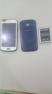 Celular Samsung I 8262 Touch E Displey Quebrado