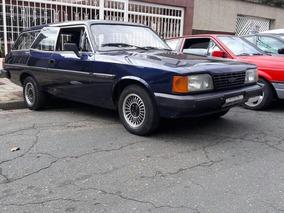 Chevrolet Caravan Comodoro Sl/e 4cc Alcool - 1985