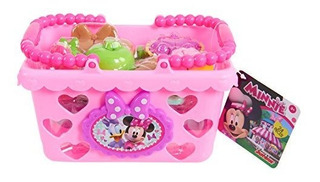 Minnie Bow Tique Bowtastic Shopping Basket Set Pink (styles