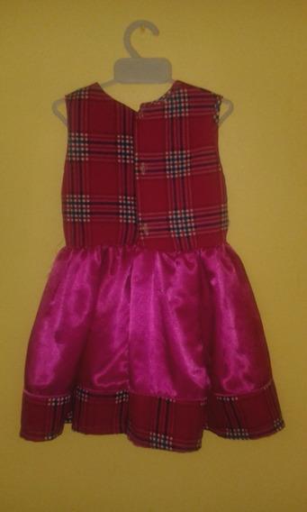 Vestidos Para Niña Talla 2 , 4 Y 6