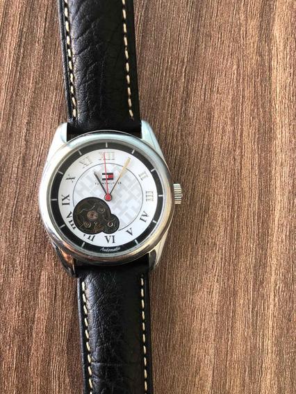 Reloj Automático Para Caballero Tommy Hilfiger
