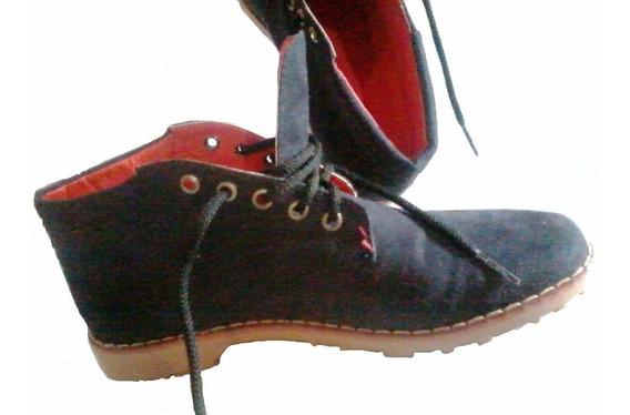 Botines Zapatos Casuales Corte Alto Para Dama Gigi Cavani