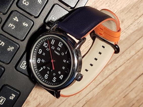 Relógio Timex Weekender Unisex 38 Mm