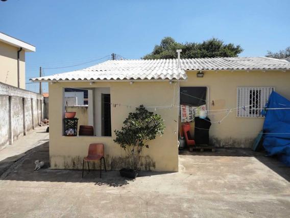Excelente P/ Renda 2 Casas Mesmo Terreno Toda Plana Cas0060