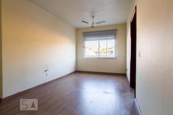 Apartamento Para Aluguel - Camaquã, 1 Quarto, 46 - 893040421
