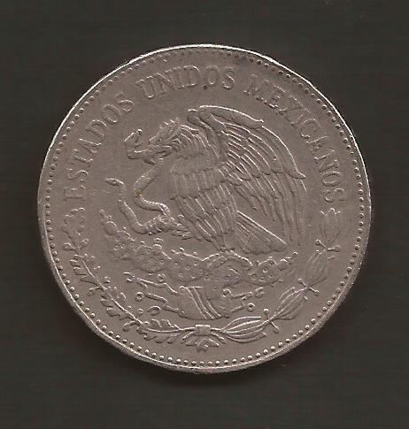 Mexico 1981 Moneda 20 Pesos Usada Excelente Estado