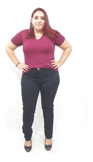 2 Jeans Feminina Plus Size Com Lycra 36 Ao 62