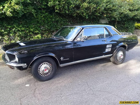 Ford Mustang Automatico V8 302