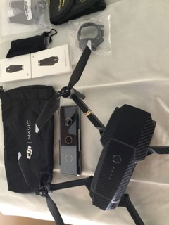 Dji Mavic Pro Drone Con Cámara 4k Estabilizado