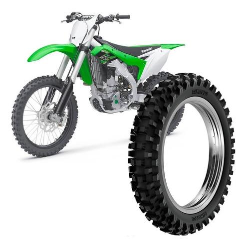 Cubierta 110 100 18 Rw 33 Rinaldi Yamaha Xtz , Honda Tornado