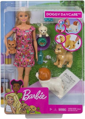 Barbie Juega Y Lava A Sus Mascotas Envío Rápido