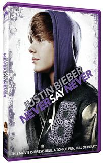Dvd : Allison Kaye - Justin Bieber: Never Say Never [wid...