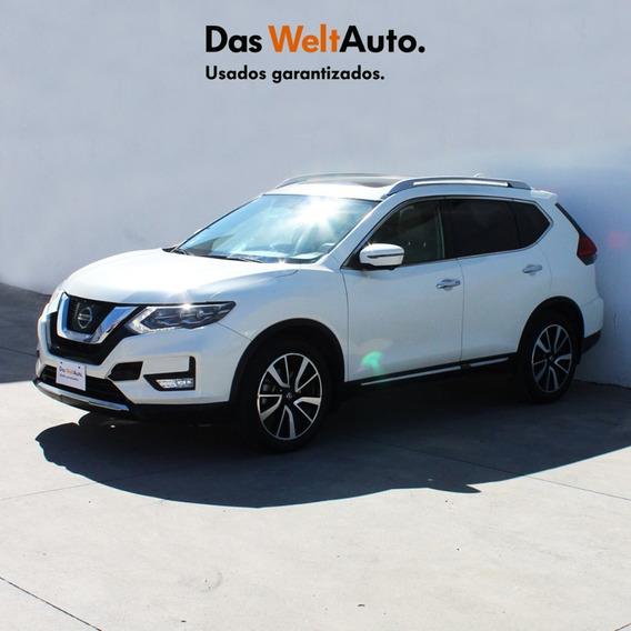 Nissan X-trail 2018 Exclusive 7 Pasajeros Blanco