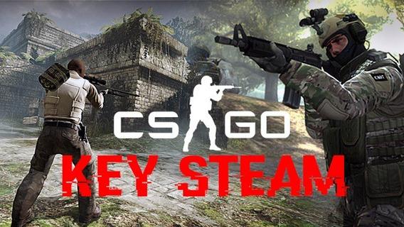 Key/de Ativaçao Steam - Counter Strike: Global Offensive