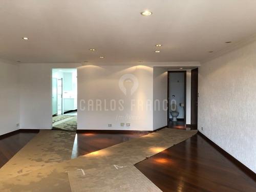 Imagem 1 de 15 de Apartamento Com 3 Dormitórios  Locação, 156m² Por R$ 10.500.000 - Vila Nova Conceição - São Paulo/sp - Cf65015