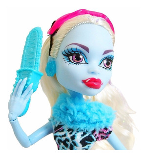 Monster High Art Class Abbey Bominable Doll Daughter Of The