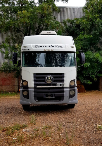 Volkswagen Costellation 17.250e Cd ´09  C/equipo Hidraulico