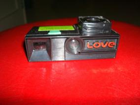 Maquina Fotográfica Love - Zerada Na Embalagem. Rara Mesmo!