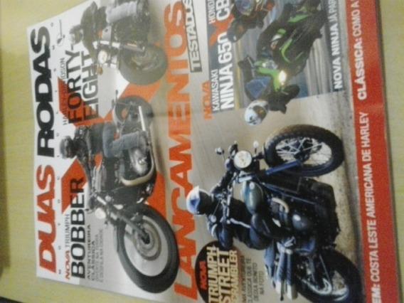 Revista Duas Rodas Nº502 Triumph Bobber