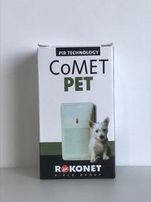 5x Sensor Infra Vermelho Alarme Rokonet Rk210 Comet Pet 20kg