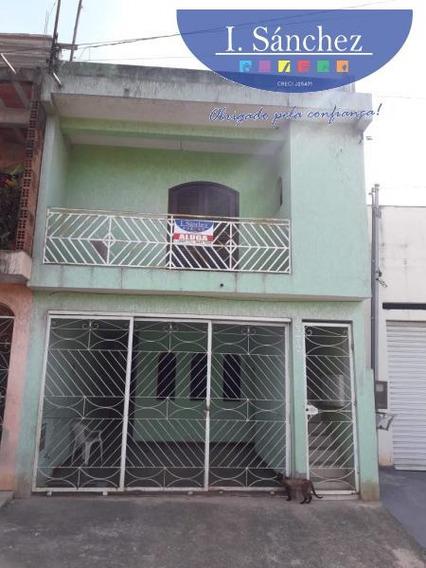 Casa Para Locação Em Itaquaquecetuba, Residencial Palmas De Itaqua, 3 Dormitórios, 2 Banheiros - 190503