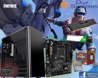 Cpu Nuevos Gaming Amd Ryzen 5 2400g