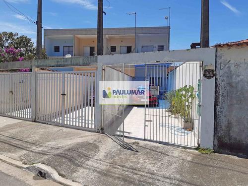 Sobrado Com 2 Dorms, Solemar, Praia Grande - R$ 190 Mil, Cod: 829972 - V829972
