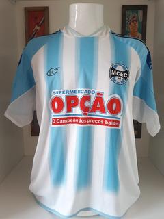 Camisa Futebol Preparada Jogo Montes Claros Minas Gerais