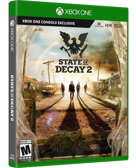 State Of Decay 2 - Xbox One - Lacrado