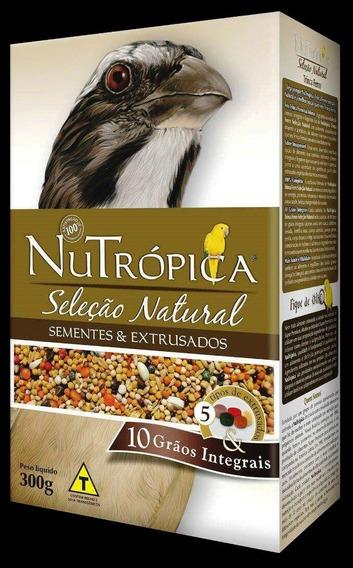 Nutrópica Trinca Ferro Sel. Natural. Sementes & Extrusados.